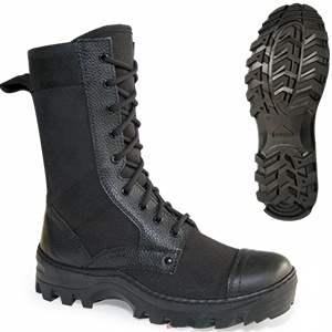 Hunting, fishing and hiking footwear