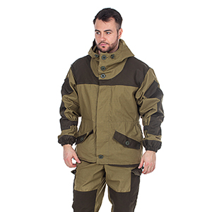 Hunting, fishing and hiking apparel